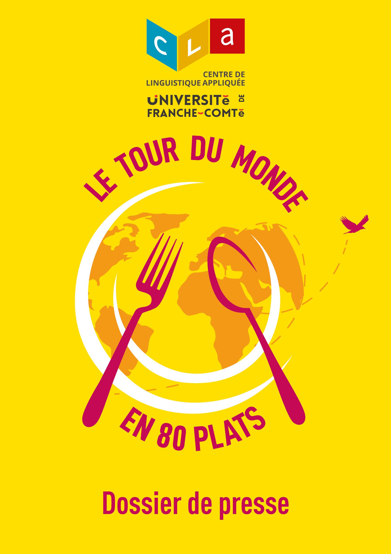 Le Tour du Monde en 80 plats